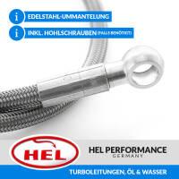 HEL Stahlflex Turboleitungen, Öl & Wasser,...