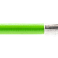 Stahlflex Bremsschlauch Grün