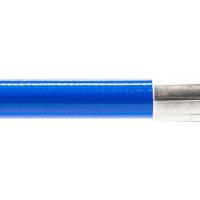 Stahlflex Bremsschlauch Blau