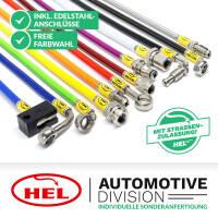HEL Stahlflex Bremsleitung als individuelle...