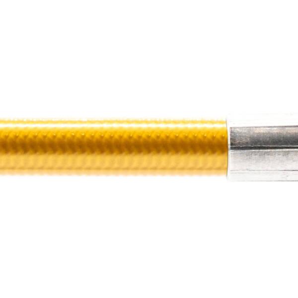 Stahlflex Bremsschlauch Gold